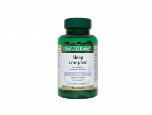 NATURE´S BOUNTY SLEEP COMPLEX 100 CAPSULAS