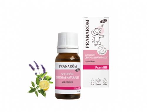 Pranarôm PranaBB Solución Defensas Naturales 10ml