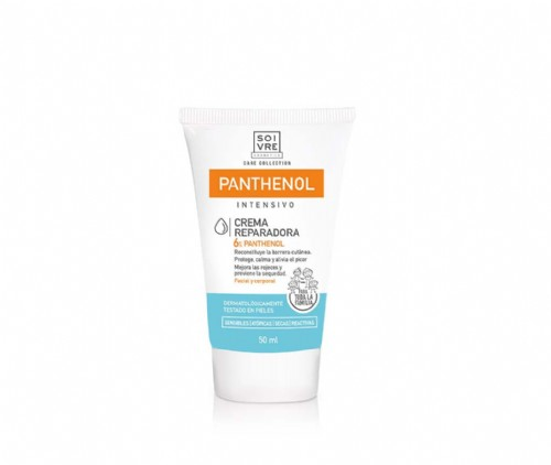 Soivre crema con panthenol (50 ml)
