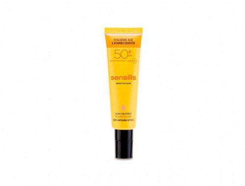 Sensilis Sun Secret Fluid Antiaging spf 50+ (color 50 ml)