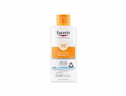 Eucerin Sun Loción Infantil Sensitive Protect Spf50 (400 ml)