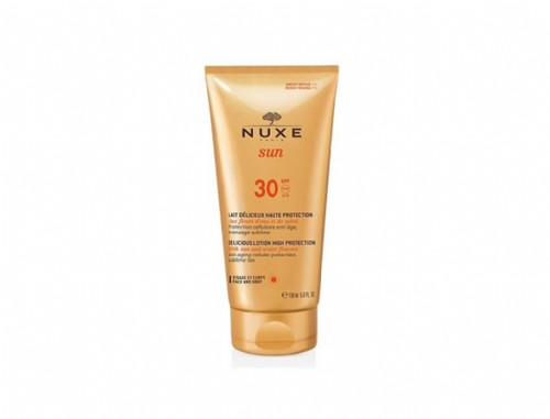 Nuxe Sun Lait Selicieuse Corps spf30 150 ml