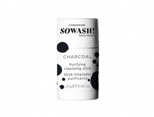 Comodynes Sowash! Charcoal Limpiador Purificante Stick 25g