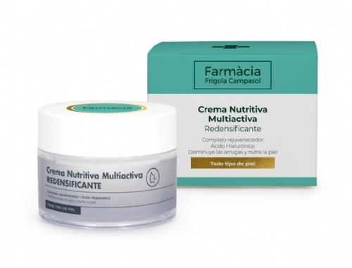 Parabotica Crema Nutritiva Multiactiva 50ml