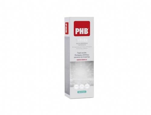 PHB® Pasta Dentífrica White 100ml