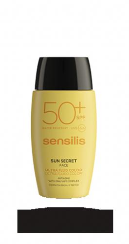 SENSILIS SUN SECRET ULTRA FLUIDO SPF50+ (40 ml)