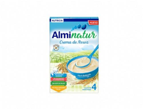 Alminatur Crema de Arroz 250g