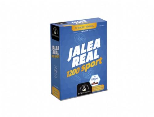 Jalea real sport el naturalista (20 viales)