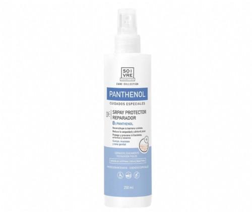 Soivre panthenol spray protector reparador (250 ml)