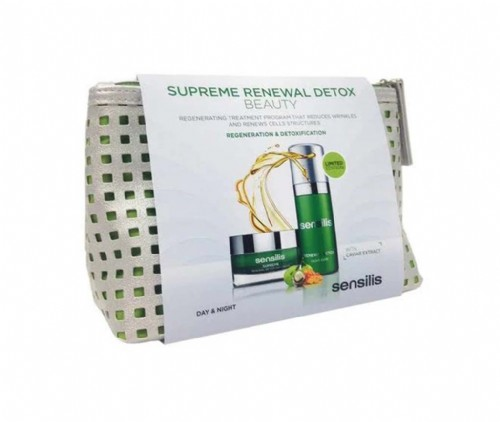 Pack Sensilis  Supreme Dia + Detox