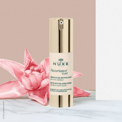 NUXE NUXURIANCE GOLD SERUM NUTRI-REVITALIZANTE 50ML