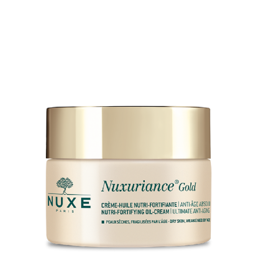 NUXE NUXURIANCE GOLD CREMA ACEITE NUTRI-FORTIFICANTE 50ML