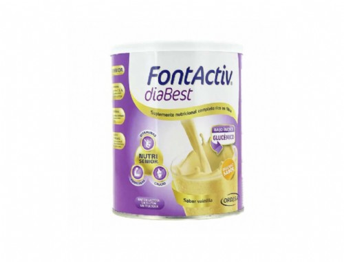 Fontactiv diabest (400 g vainilla)