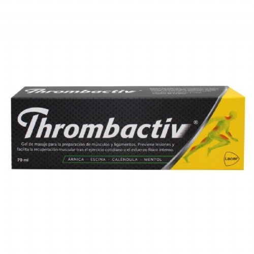 Thrombactiv gel (70 ml)