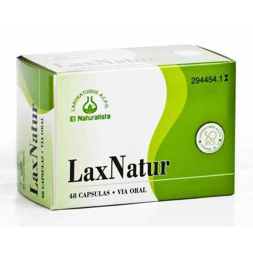 Laxnatur  el naturalista (48 capsulas)