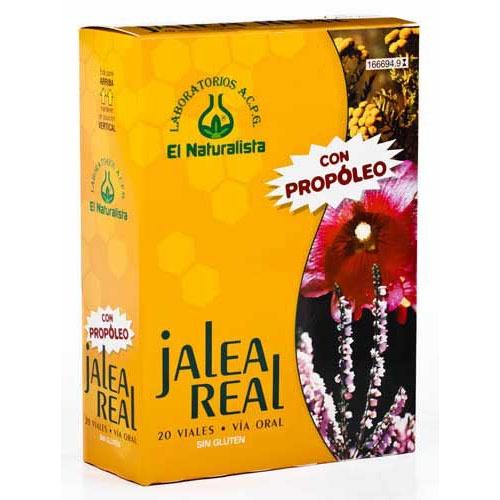 JALEA REAL EL NATURALISTA (20 VIALES)