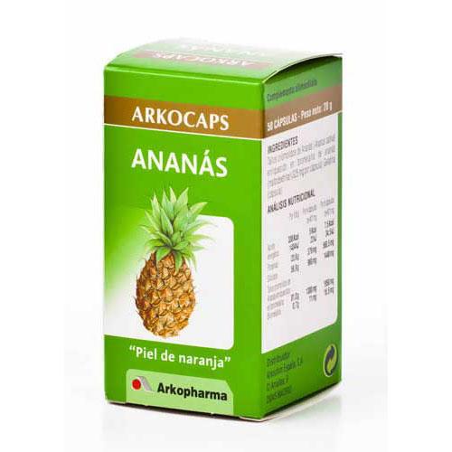 Ananas arkopharma (48 capsulas)