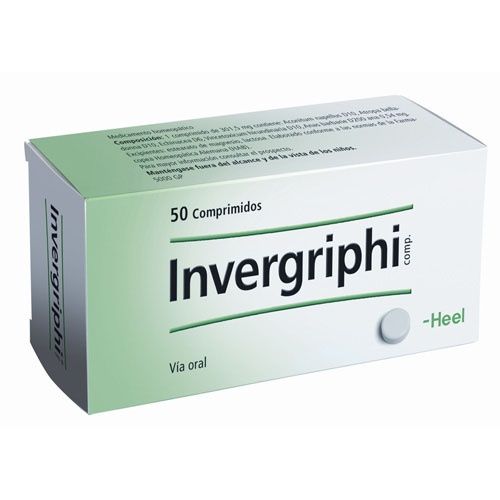 Heel invergriphi 301,5 mg  50 comp