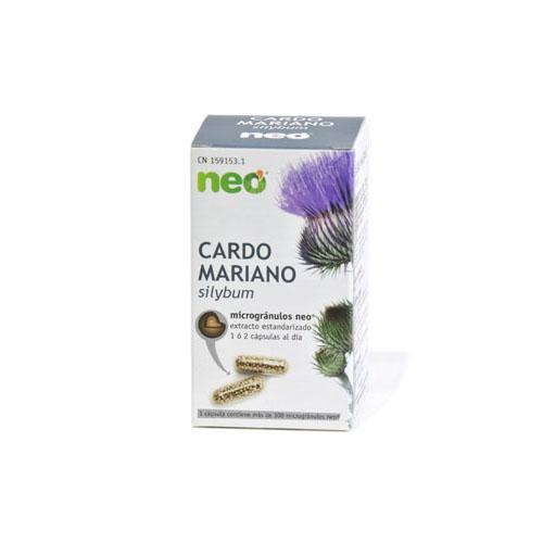 CARDO MARIANO NEO (474 MG 60 CAPS)