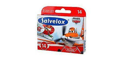 Salvelox - aposito adhesivo (cars 14 u)