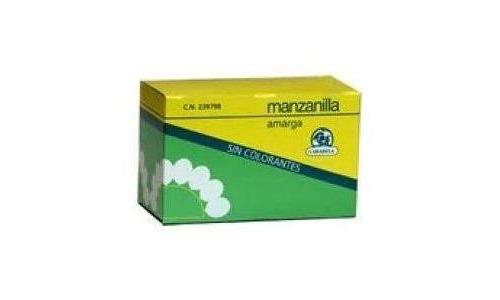 Manzanilla amarga carabela (15 filtros)