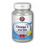 Solaray omega 3 450/300 60 perlas