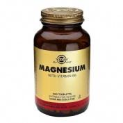 Solgar magnesio+b6 100 comprimidos