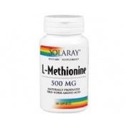Solaray l-methionina 500mg 30 caps