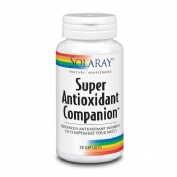 Solaray superantioxidant companion 30 capsules