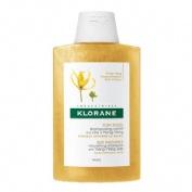Klorane champu a la cera de ylang ylang - nutritivo y reparador (200 ml)