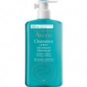 Avene cleanance gel limpiador (1 envase 400 ml)