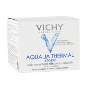 Aqualia thermal c ligera p sensible - hidratacion continua (50 ml)