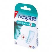3m nexcare blood stop - tapon nasal (2 u)