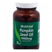 Healt aid aceite de semilla de calabaza 60 perlas