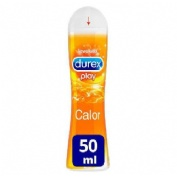 Durex play calor pleasure gel - lubricante hidrosoluble intimo (50 ml)