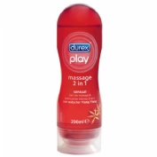 Durex play massage lubricante hidrosoluble intimo sensual 200 ml