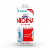 Nidina 1 premium (liquida 500  ml 4 u)