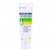 Benzacare ionax scrub gel limpiador 120ml