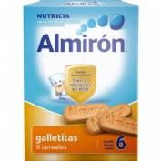 ALMIRON GALLETITAS 6 CEREALES (180 G)