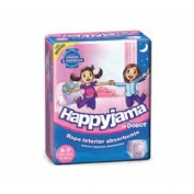 Pañal infantil niña - dodot happyjama (t- 7 4-7 años 17-29 kg 17 u)