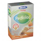 Pedialac papilla 8 cereales y miel - hero baby (500 g)