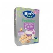Pedialac papilla 8 cereales - hero baby (340 g)
