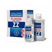 Zz locion + champu antipiojos (100 ml +125 ml)