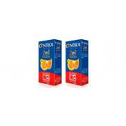 Control 2in1 finissimo - preservativos (6 + 6 u pack ahorro)