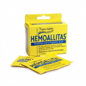 HEMOALLITAS 15 TOALLITAS