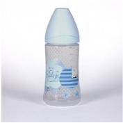 Suavinex pack biberon boca ancha 270 ml + 360 ml