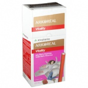 Arkoreal vitality jalea real + vitaminas barrita (bar 25 g)