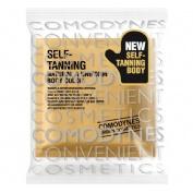 Comodynes self tanning natural and uniform body - autobronceador (3 manoplas)