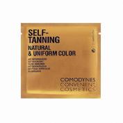 Comodynes self-tanning color uniforme natural - autobronceador (8 toallitas)