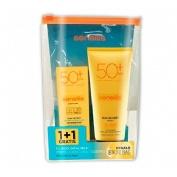 Sensilis Sun Secret Ultra Fluid SPF50 40ml + Body Gel SPF50 200ml